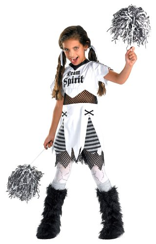 Girls and Tween Team Spirit Cheerleader Costume