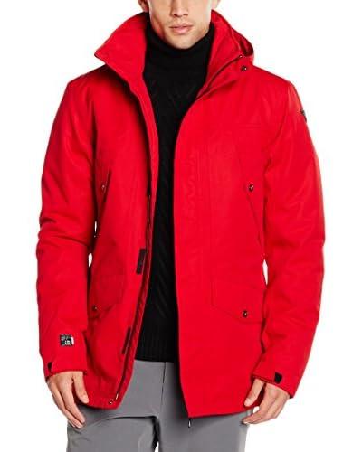 Icepeak Chaqueta Jack Rojo