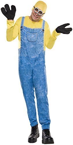Rubie's Costume Co Men's Minion Bob Costume