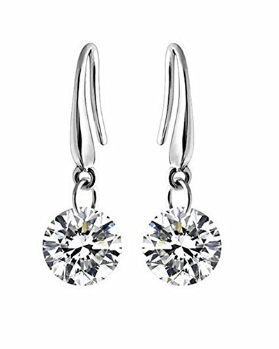 Young-Forever-diwali-Gifts-Friendship-Day-Gifts-Special-Swarovski-Elements-Crystals-Drop-Earrings-For-Women-By-CrazeeMania-E60145