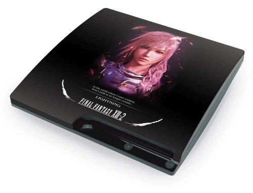 ファイナルファンタジーXIII-2 PS3専用本体保護カバー (CECH-2000/2100/2500/3000シリーズ対応)