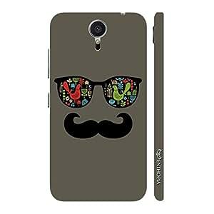 Enthopia Designer Hardshell Case Moochad Do Back Cover for Meizu M2 Note