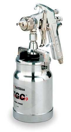 Suction Feed Spray Gun, 0.070In/1.8mm