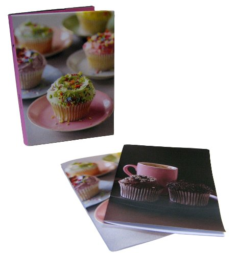 Hummingbird Bakery Wallet Notecards (with recipes)