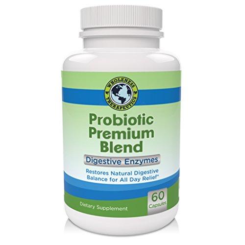 Wholeness Therapeutics Probiotics Premium Blend
