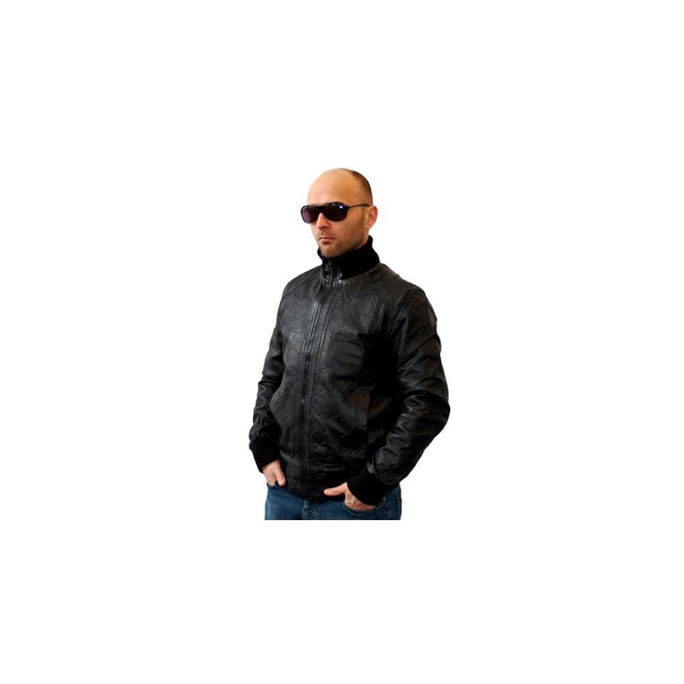 Dickies Black Lick Jacket, Lederjacke schwarz on PopScreen