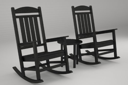 Polywood Rocking Chair front-651053
