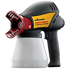 Wagner 0525010 Project Power Painter with Optimus
