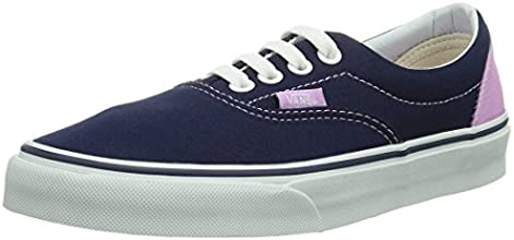 Vans U Era, Baskets mode mixte adulte - Bleu Foncé (Heel Pop Eclps), 42 EU (9 US)
