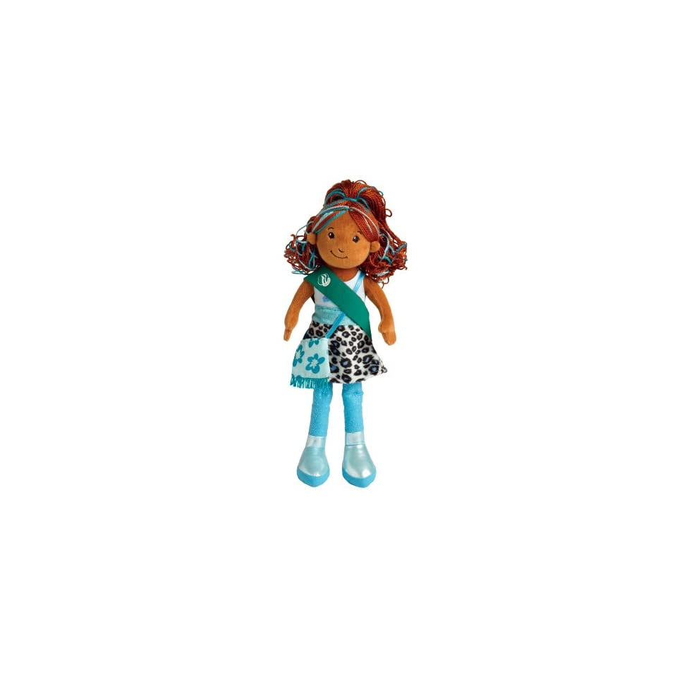 Manhattan Toy Groovy Girls Troop Groovy Dolls, Honest Hala
