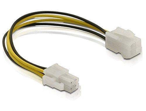 DELOCK Adapter P4 Verlaengerung 4St P4/4Bu P4