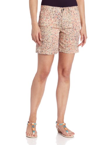 Calvin Klein Jeans Women's Mini Splatter Print Weekend Shorts