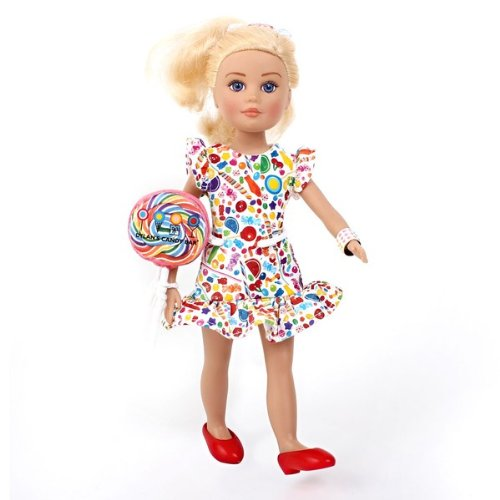 Dylan's Candy Bar Candy Princess 9-inch Doll