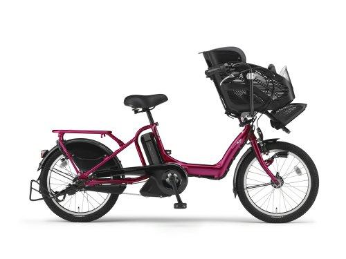 YAMAHA(ヤマハ) PAS Kiss mini 20インチ 電動自転車 2013年モデル グリッターピンク PM20K