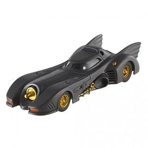 Hotwheels Elite 1:43 1989 Batmobile Die Cast Model