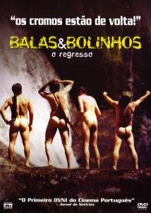 Bullets and Cookies - The Return ( Balas & Bolinhos - O Regresso )  [ NON-USA FORMAT, PAL, Reg.2 Import - Portugal ]