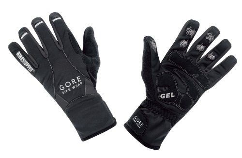 Buy Low Price Gore Bike Wear Men's Alp X III Windstopper Glove (GWALPT)
