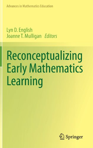 Reconceptualizing Early Mathematics Learning (Advances In Mathematics Education) front-766658