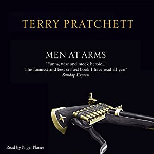 Men at Arms: Discworld, Book 15 | [Terry Pratchett]