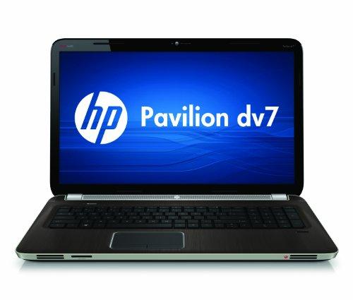 HP Pavilion dv7-6c01ea PC 17.3 inch Laptop (AMD Quad-Core A6-3430MX Processor,RAM 8GB, HDD 1TB, Windows 7 Home Premium)