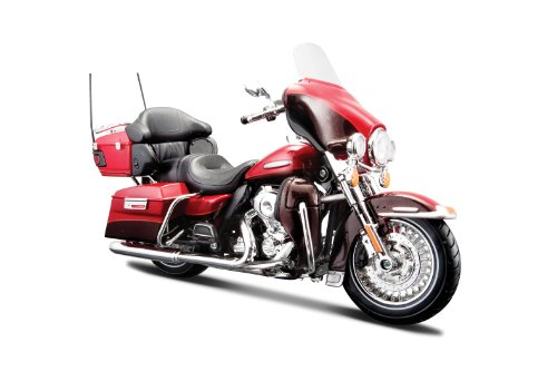 Maisto 532323 - 1:12 Harley-Davidson FLHTK Electra Glide Ultra Limited 2013