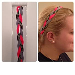 Buy Camo Braided Headbands by Fabulicious Elastic Headbands