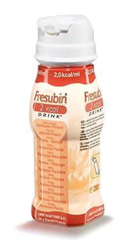 Fresenius Kabi Fresubin 2 kcal Drink Mischkarton Trinkflasche, 24 x 200 ml, 1er Pack (1 x 5,5 kg)