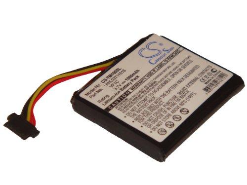 Batteria Li-Ion 1000mAh adatto per TOMTOM TOM TOM Go 1000, Go1000, Go 1000 Live, Go1000, Go 1005, Go1005, sostituisce 4CS0.002.01 AHL03711018, VF1C