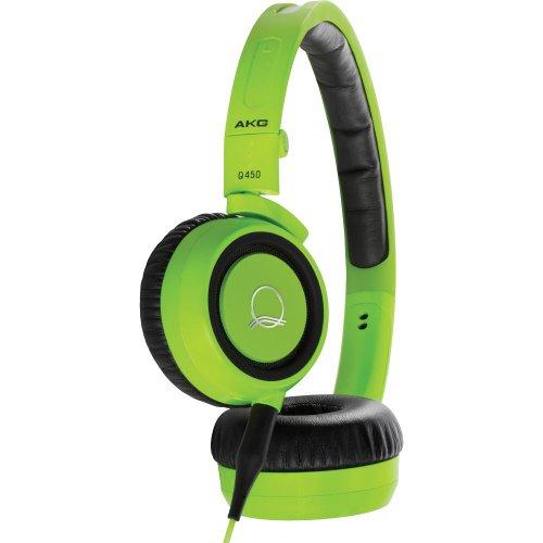 AKG 爱科技 Q460 便携式头戴耳机(绿色款) $69.99(约¥500)