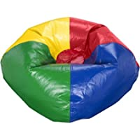 Ace Bayou 96000 Primary Round Bean Bag - Multiple Colors