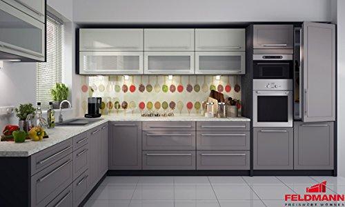 Kchenzeile-169038-Kche-L-Form-240x370cm-lava-vanille-beige