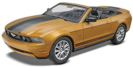 Maquette voiture : Snape-Tite : '2010 Ford Mustang GT convertible