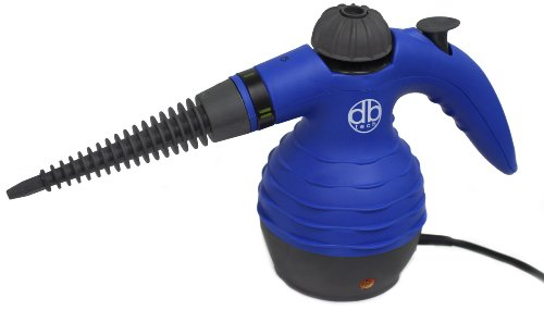 DBTech DB-8561 Multi-Purpose Pressurized Steam Cleaning and Sanitizing System with Attachments