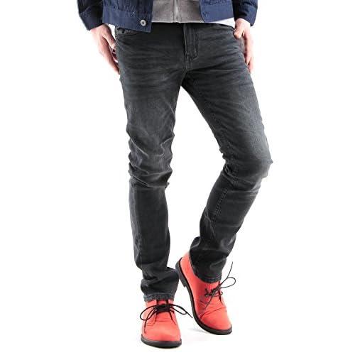 (ラフタス)Rafftas スーパー ストレッチ スキニー スリム デニム パンツ XLサイズ ウォッシュ メンズ ボトムス
