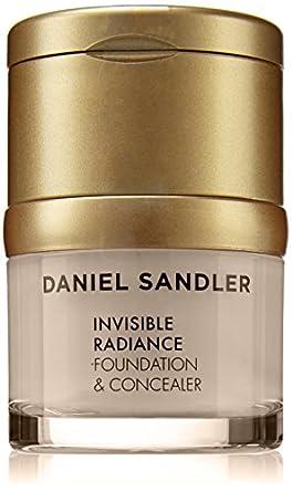 Daniel Sandler Invisible Radiance Foundation and Concealer, Porcelain