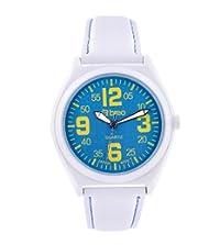 Breo B-TI-PL8 Unisex Palmas White Watch