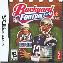 41McvLCEn L Cheap  Backyard Football 2009