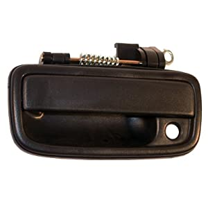 1995 2004 Toyota Tacoma Pickup Truck Front Outside Outer Exterior Black Door Handle