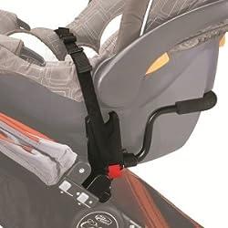 aby Jogger Car Seat Adaptor Single Mounting Bracket