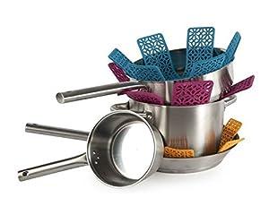 Core Kitchen Cookware Protector Set - Terracotta