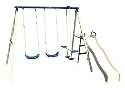 Flexible Flyer Swing N Glide III Plays Swing Set