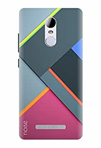 Noise Designer Printed Case / Cover for Xiaomi Redmi Note 3 / Patterns & Ethnic / Tangled Slope Design