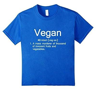 Vegan Mass Murderer T-shirt - Vegan T-shirt