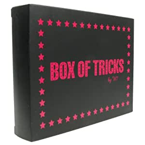 W7 Box Of Tricks Gift Set - Eyeshadow Lipgloss Blush