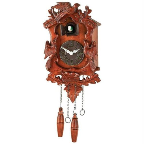 Kassel 10 inch Cuckoo Clock