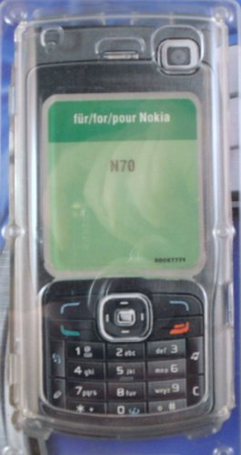 Hama Handy-Fenstertasche Ice Case f&#252;r Nokia N70