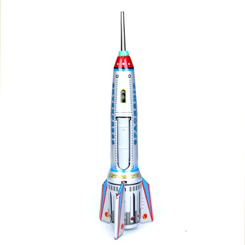 Collectable Spaceship Rocket Toy--Great for Rocket Collectors