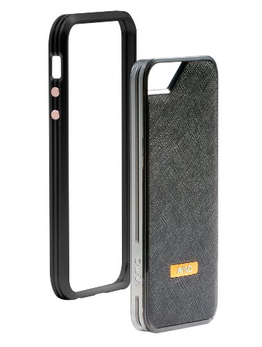 Special Sale Avivo Rail Carbonate / Apple iPhone 5 & 5S Polycarbonate Rail Hatch Case (Stealth Black + Black Hatch Jacket)