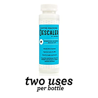 Descaler / Descaling Solution for Keurig, Nespresso, and Other Coffee/Espresso Machines from Impresa Products