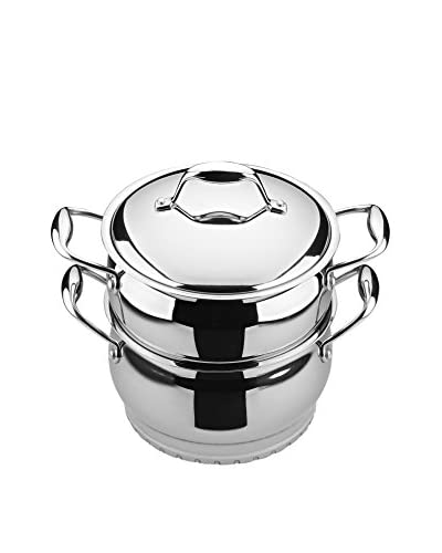 BergHOFF 4-Qt. Zeno Double Steamer with Lid